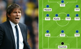 Tam 140M€ harcayan Chelsea'nin yeni 11'i!..