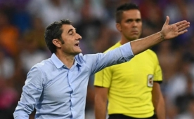 Ve Valverde'den itiraf; 'Real yenilmez...'