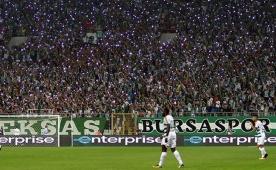 Bursaspor'da G.Saray maçı öncesi REKOR!