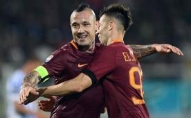 Roma 3 puanı 4 golle kaptı! Pescara..