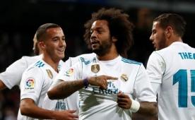 Real Madrid ligde seriye bağladı! 3 gol...