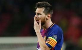 Lionel Messi tarihe geçti! Tam 500 gol...