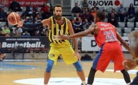 Fenerbahçe, CSKA'yı devirdi! Şampiyon...