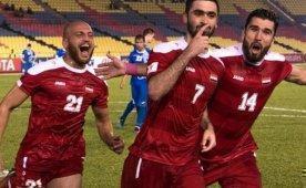 İşte yıkılan ülkenin mucize futbolcuları