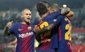 Barça, La Liga'yı esir aldı! 6'da 6 yaptılar!..