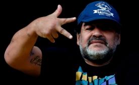 'İntihar ediyordum! Maradona kurtardı'