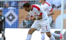 Halil Altıntop paltadı! Hamburg'a gol şov...