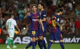 Yaralı Barcelona'dan sezona iyi başlangıç!