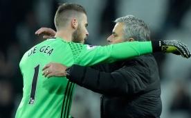 De Gea ayrılacak mı? Mourinho açıkladı...