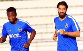 Trabzonspor Macar rakibine yenildi...