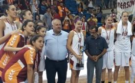 Anlamlı turnuvada şampiyon G.Saray!