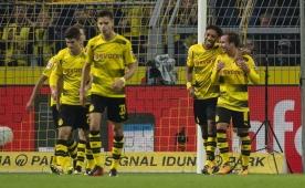 B. Dortmund şovunu sürdürüyor! Fark...