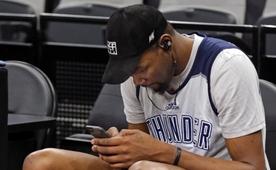 Durant, tweetlerden dolayı özür diledi