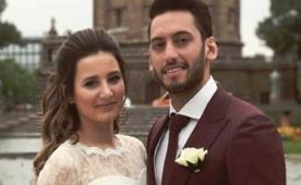 Çalhanoğlu evlendi! Davul zurnalı hazırlık