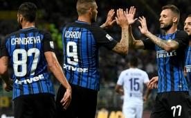 Inter sezona 3 golle başladı! Fiorentina...