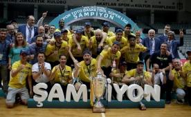 Fenerbahçe rüya gibi sezonu tamamladı!