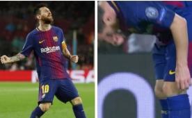 Messi'nin çiğnediği hapın sırrı ortaya çıktı