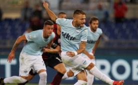 Immobile durmuyor, Lazio kazanıyor! Zirve