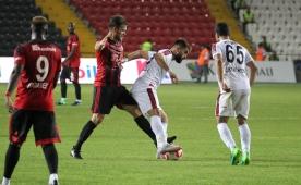G.Antep derbisinden tek gol çıktı! Kazanan