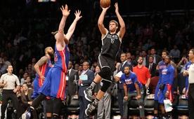 İlgileneni için Nets'in bu sezonki en iyi oyunları!