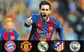Messi'nin adeta yıkıp geçtiği 10 takım!..