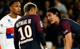 PSG açıkladı! Neymar ve Cavani'ye ceza...