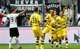 Dortmund'a Nuri'nin golü yetmedi! Düşüş..