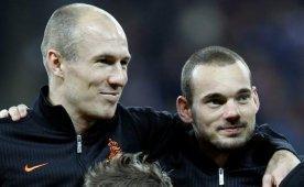 Robben ve Sneijder, teknik adam seçiyor!