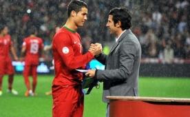 Luis Figo'dan şaşırtan Ronaldo açıklaması!