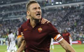 Francesco Totti'nin Real Madrid üzüntüsü