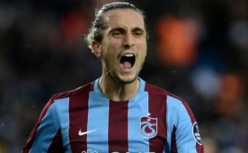 Trabzon'da 'fırtınanın' oğlu; Yusuf Yazıcı!..