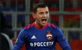 CSKA Moskova tek golle Son 16'ya kaldı
