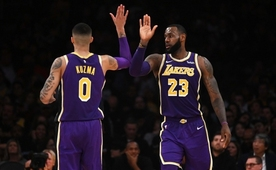 LeBron James, 43 yıllık Lakers rekorunu kırdı!