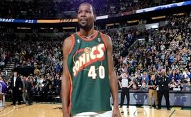 Durant, Seattle'da bir NBA takımı istiyor