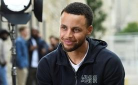 Curry: 'Ses çıkarmak, atletler için sorumluluk'