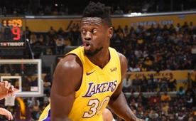 Lakers'tan ayrıldı ve patlamaya hazır halde!
