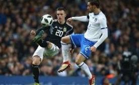 Özet: Lionel Messi'siz Arjantin, İtalya'yı yaktı