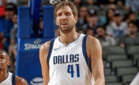 Dirk Nowitzki, 1 yıl daha Dallas Mavericks'te!