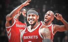 Houston Rockets, dimdik ayakta kalacak!