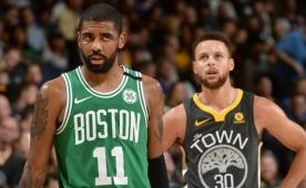 Irving: 'Golden State'i final serisinde yeneriz'
