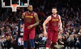 Love: 'LeBron'un durumu playoffumuzu etkiler'
