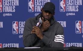 Lue: 'LeBron bana yorgun gözüktü'