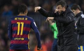 'Conte'yi reddetti ve Luis Enrique'yi istedi'