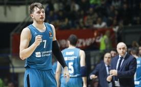 Luka Doncic, 2018 NBA Draftına katılacak