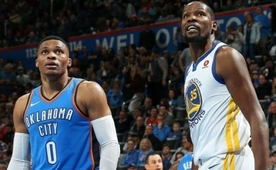 Kevin Durant'ten Russell Westbrook'a zeytin dalı!