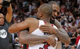 Dwyane Wade: 'LeBron James çıldırmış gibi'