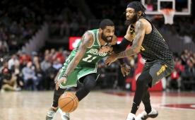 Kyrie Irving, Boston Celtics'i ayakta tutuyor