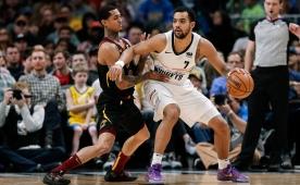 ÖZET | Cedili Cavaliers, Nuggets'a direnemedi