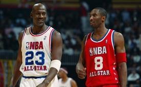 Kobe ve MJ'in 2003'teki All-Star kapışması!