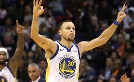 Curry bu yıl tabii ki yine All-Star, yine All-Star..